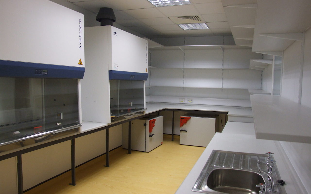 Grade C Cleanroom Relocation