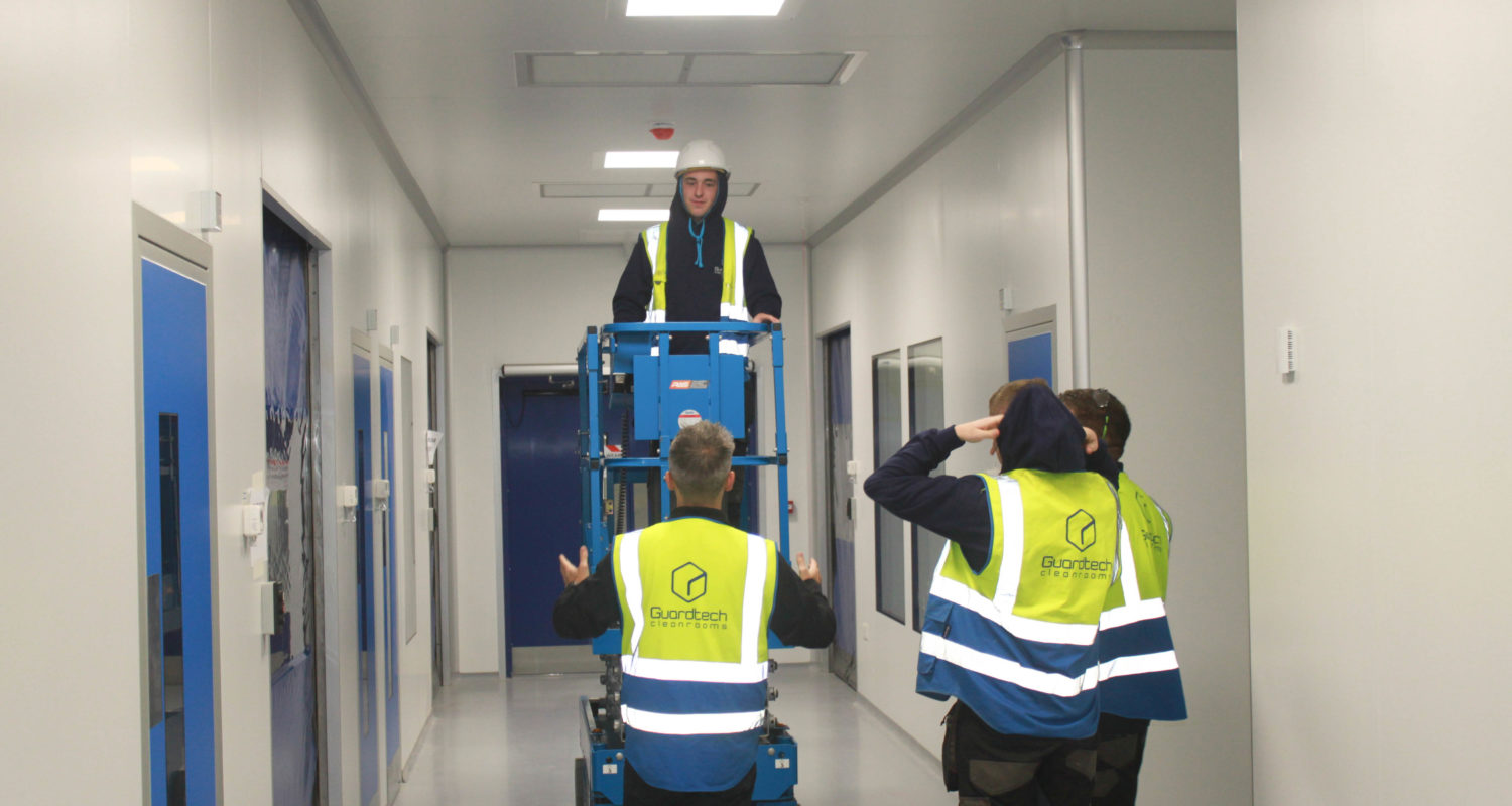 Cleanroom Construction